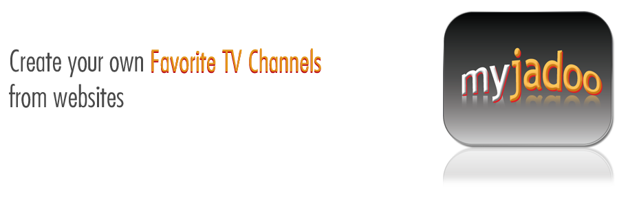 Create your own Favorite TV Channels from websites