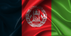 Afghani Flag