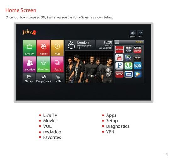 Jadoo4 Setup Guide | JadooTV
